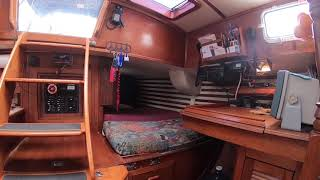37 Endeavour Coastal Cruising Sailboat, Offered for sale by Ishkeesh Marine Services.