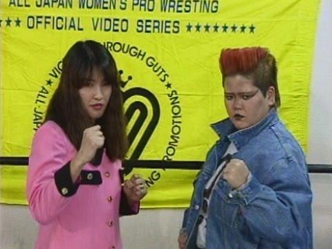 Suzuka Minami (AJW) vs Combat Toyoda (FMW)