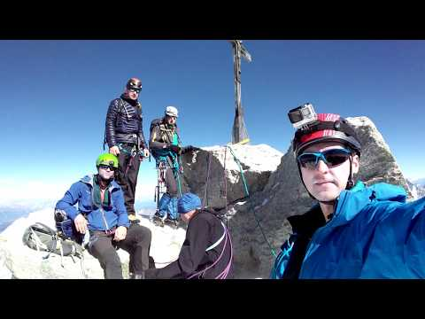WEISSHORN -  East Ridge - 06,07,08 - 09,2018