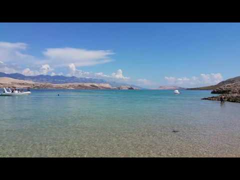 Our first nature video, from Croatia