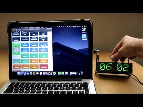 DIY: initial setup ESP multi alarm clock with web interface (with bonus intro)