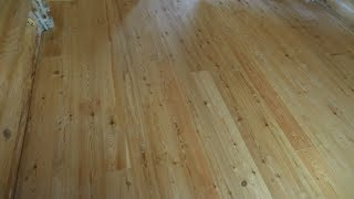 Дерев'яна підлога з Модрини, дошка підлоги сорт АВ