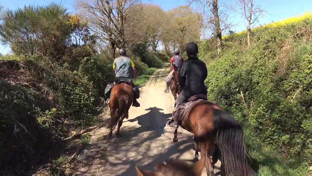 randonnee cheval 5 jours