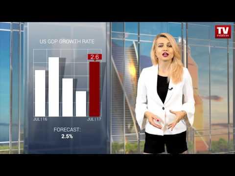 Greenback drops on weak US GDP data (31.07.2017)