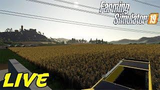 FARMING SIMULATOR 19 #154 - UNA NUOVA GIORNATA DI LAVORO - GAMEPLAY ITA
