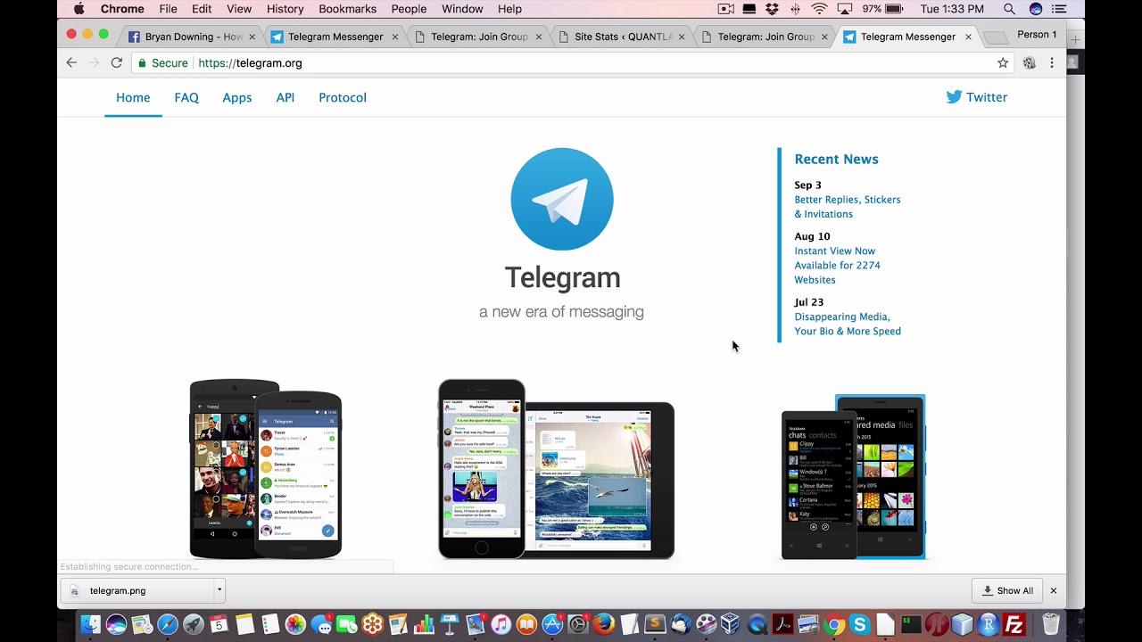 telegram dating gruppe