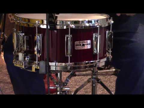 yamaha 1986 sd 096 RC SNARE DRUM