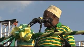 Hotuba ya Mzee Yusuph Makamba, kwenye Mkutano wa Kampeni ya CCM, Mjini Morogoro