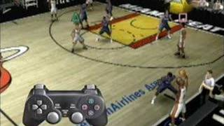 NBA Live 07 New GamePlay features