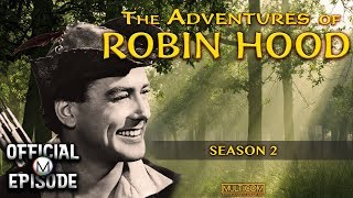 The Adventures of Robin Hood | Season 2 | Episode 1 | A Village Wooing | Richard Greene