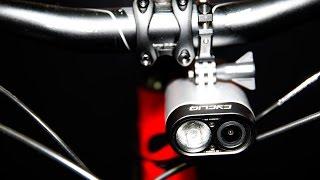 Fly12 - экшн-камера для велосипеда с фонариком(Fly12 - экшн-камера для велосипеда с фонариком - это новинка на рынке видео камер для велосипедов. Крепится..., 2015-02-16T09:56:05.000Z)