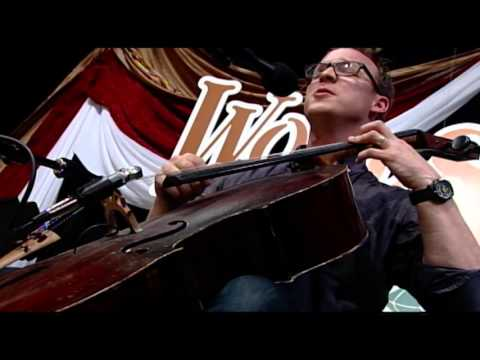 WoodSongs 803: Ben Sollee and Portland Cello Project