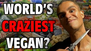 Vegan Gains: Youtube's Craziest Vegan? - Internet Hall of Fame