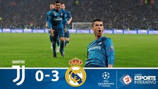 Melhores Momentos - UEFA Champions League 2017/2018