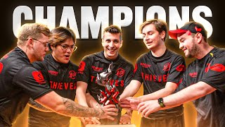 100 Thieves Wins First-Ever Valorant Championship!