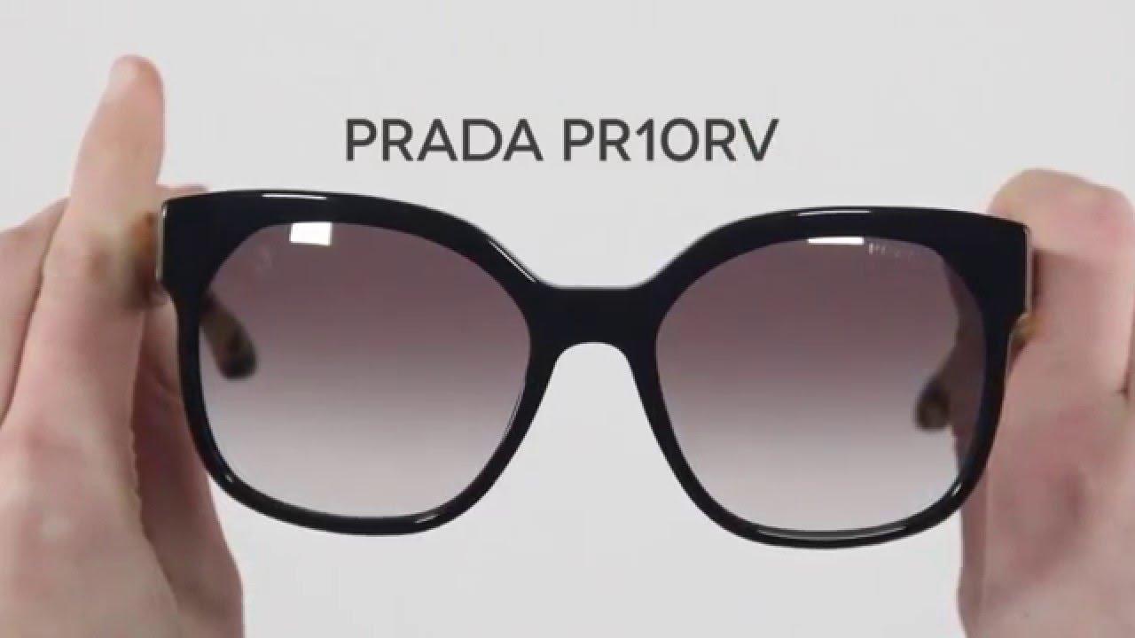 735707b7e698 Prada PR10RS Sunglasses Review
