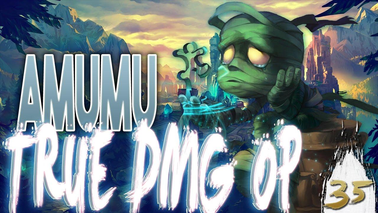 Amumu Top S7 | AMUMU OP CON TRUE DMG |Runas, Maestrías y Build|Gameplay NO  GUIA Español #35