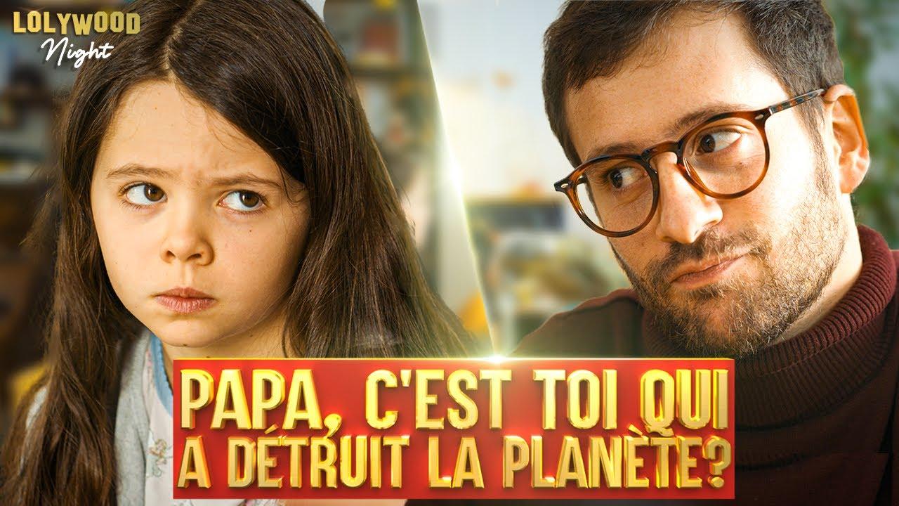 Download Papa, C'est Toi Qui A Détruit La Planète ?