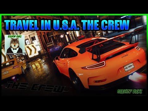 Travel in U.S.A. New York – Miami – Los Angeles – Kawasaki Ninja H2 & KTM 450 EXG  – THE CREW
