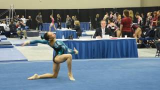 Corrine Bunagan - Floor Exercise - 2017 Women's Junior Olympic Championships