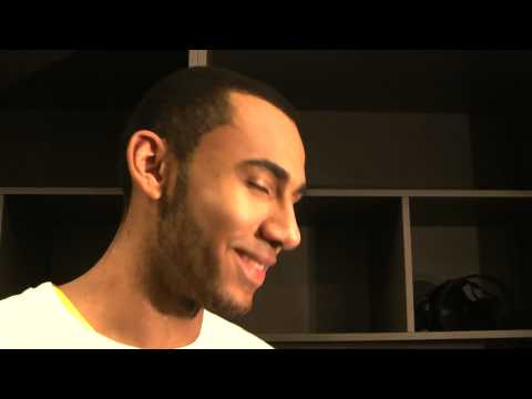 Jon Horford reacts to win over Florida