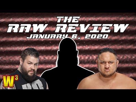 Who Will Help Samoa Joe & Kevin Owens? | The Raw Review (January 6, 2020)