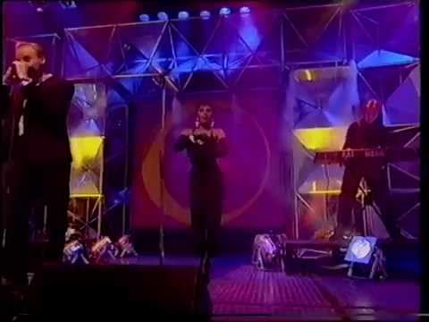 Heaven 17 - Temptation (Brothers in Rhythm Remix) - Top Of The Pops - Thursday 19th November 1992