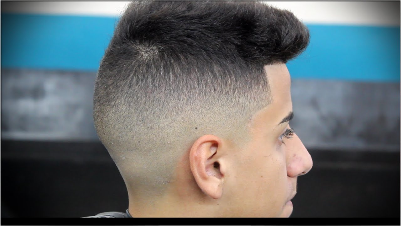 SKIN FADE HAIRCUT | BY WILL PEREZ - YouTube