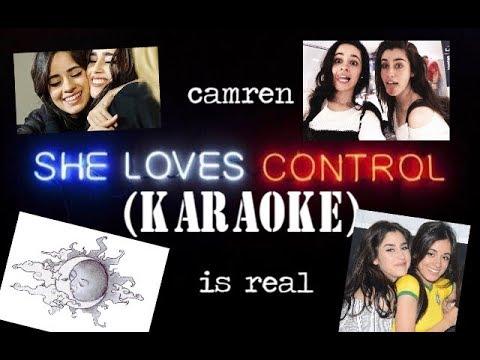 Camila Cabello - She Loves Control (Karaoke)