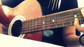 Hương đêm bay xa guitar