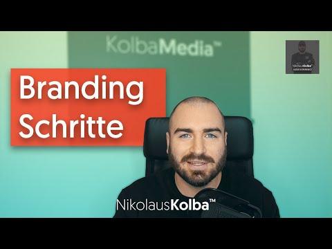 🎙 Agentur Branding