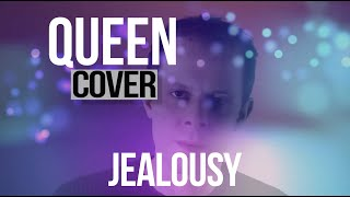 Queen - Jealousy - Cover (Piano, Bass and Vocals) видео