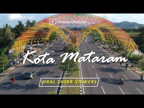 KOTA MATARAM LOMBOK 2020 | DRONE VIDEO