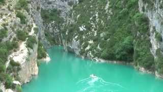 2014 Lac de St. Croix en  Gorges du Verdon- Frankrijk