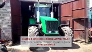 Трактор Бизон № 2(Запуск трактора сборки 2014-2015 года в хозяйстве ИП Плотников А.В., 2015-05-19T04:36:32.000Z)