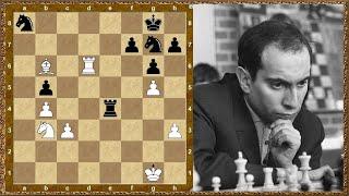Шахматы обучение. Выключение коня! Таль - Фогт, 1981