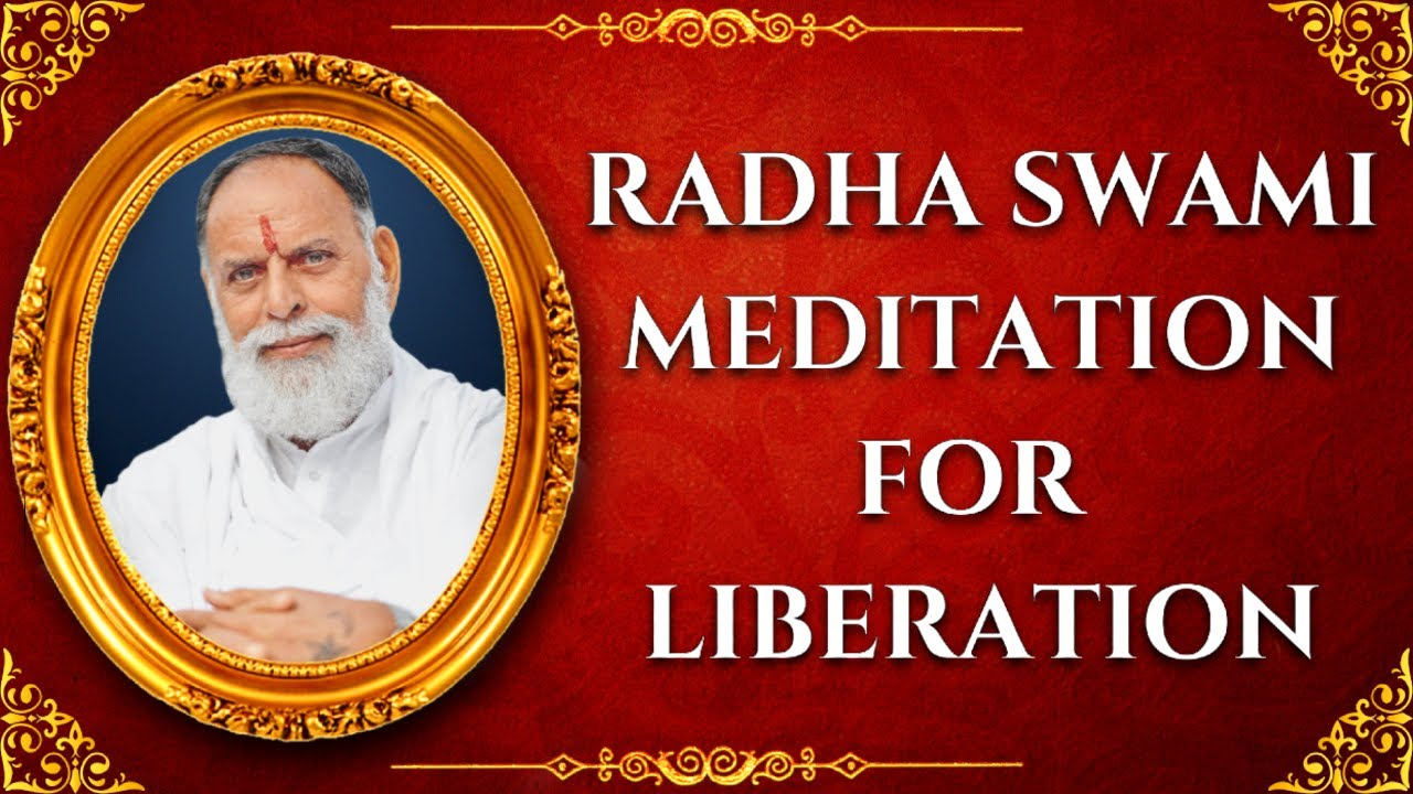 Pt.3 of Radha Swami Meditation For Liberation- RSSD Audio Book