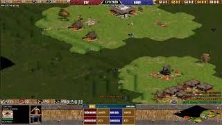 AOE 2vs2 Ya-Assy GTV  vs 6699 ngày 17/01/2020 || Caster Quang Mýp