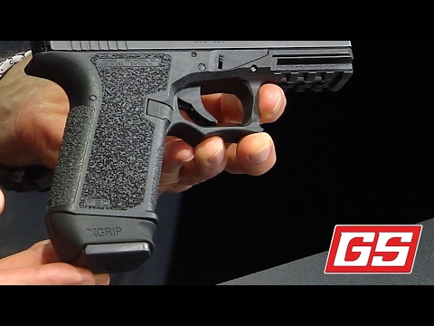 X Grip for Polymer80 Compact