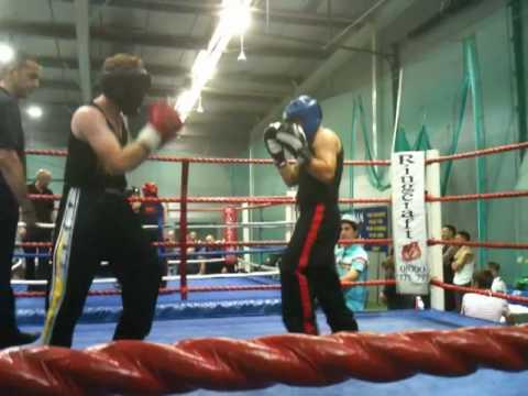 TKO Kickboxing - Battle of Kent (Wayne Jobson)