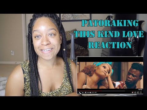Patoranking - This Kind Love (Official Music Video) ft. WizKid | GABBIreACTS