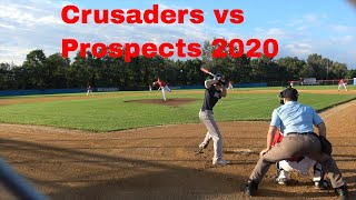 CRUSADERS BASEBALL CLUB 18U VS FULL COUNT PROSPECTS 2020 AT PERFECT GAME SUPER 25 QUALIFIER