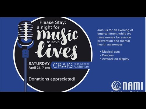 Please Stay: A Night for Music to Save Lives
