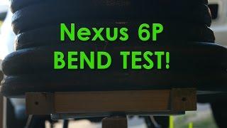 إختبارات جديدة تؤكد بأن الهاتف Huawei Nexus 6P لا يعاني من مشكلة الإنحناء