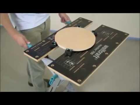 wolfcraft st maszynowy master cut 1000 doovi. Black Bedroom Furniture Sets. Home Design Ideas