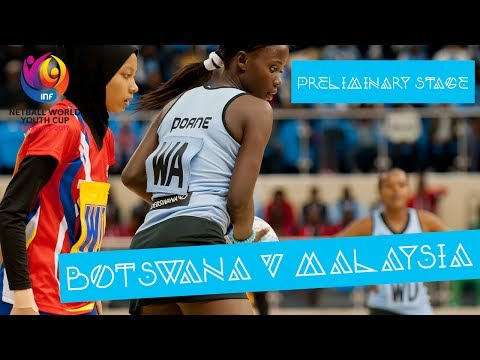 Botswana v Malaysia | #NWYC2017