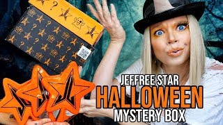 Jeffree Star Cosmetics *DELUXE & SUPREME* Halloween Mystery Box Unboxing! 2019