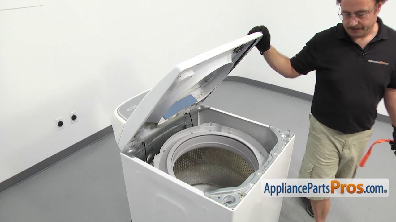 How To  Whirlpool  Kitchenaid  Maytag Suspension Rod Kit W10780051