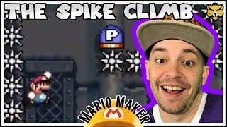 Lava In An Ice Storm? Bowser Goes All Out! Super Mario Maker Super Expert 100 Mario Challenge!