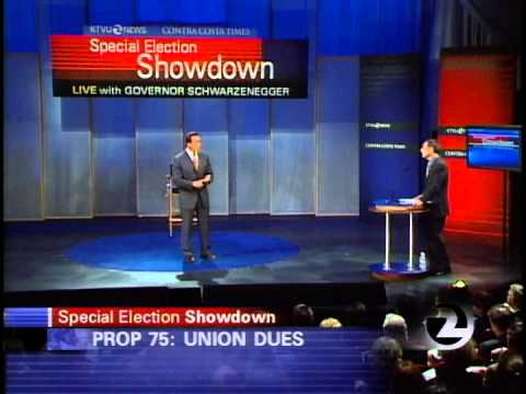 SPECIAL ELECTION SHOWDOWN 10-24-05